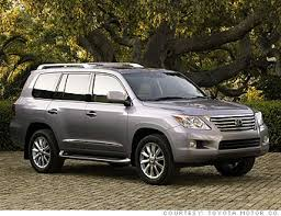 lexus large suv top 10 luxury rides large suv lexus lx 570 10 fortune