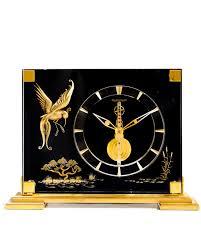 pendule de bureau haute horlogerie galerie didier guedj