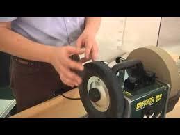Sharpening Wheel For Bench Grinder Record Power Wg250 250mm Wet Stone Bench Grinder 230v Screwfix