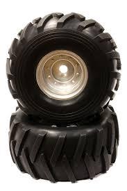 realistic 1 8 monster truck wheel u0026 tire 2 17mm hex