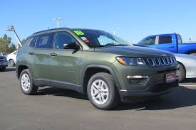 new 2018 jeep compass sport 4d sport utility in yuba city