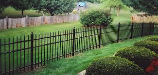 outdoor landscaping creative pine wood stockade backyard fence