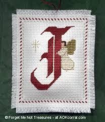 cross stitch ornaments cross stitch