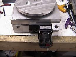 making a rotary table rotary table