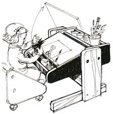 child desk plans free kids furniture plans designs and projects you can build