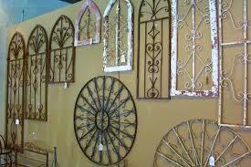 marvellous garden wall decor wrought iron garden decors
