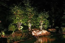 Landscape Lighting Ideas Trees Backyard Tree Lighting Ideas Arch Dsgn