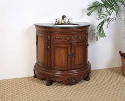 Brown Bathroom Vanity Shop Narrow Depth Bathroom Vanities And Cabinets With Free Shipping