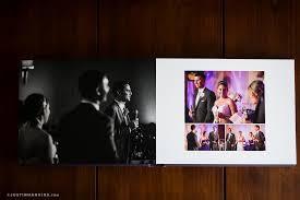 Best Wedding Albums Flush Mount Wedding Album Justin Hankins