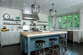 kitchen with shelves no cabinets what is the color name of the kitchen cabinets