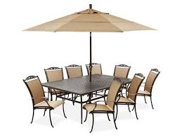 inspiration ideas outdoor sling patio furniture with sling