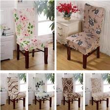 Dining Chair Covers EBay - Chair covers dining room