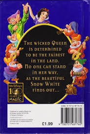 white u0026 dwarfs ladybird book disney classic gloss