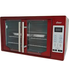 Conventional Toaster Oven Oster Xl Digital Convection Oven With French Doors Page 1 U2014 Qvc Com