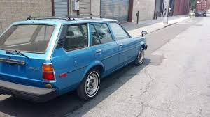 toyota corolla station wagon for sale 1981 toyota corolla dlx wagon 5 door 1 8l for sale photos