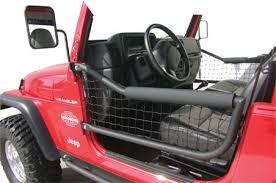 doorless jeep wrangler 1997 2006 jeep wrangler safari doors jeep accessories jeep door