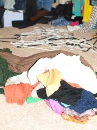 What Is Spring Cleaning Spring Cleaning Challenge The Clothes Closet Happy Healthy Mama