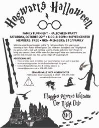 halloween party fun events ymca edwardsville