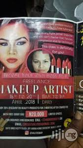 free makeup classes makeup artist classes courses in nigeria price online on jiji ng