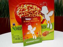 wildflower seed packets general mills push to sow wildflowers to help bees reaps