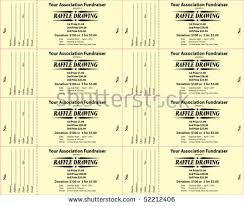 templates for raffle tickets raffle ticket stock images royalty free images u0026 vectors