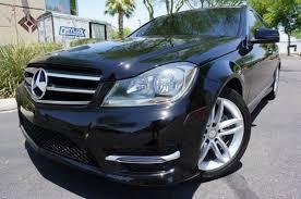 2014 mercedes 250 black 2014 black sport pkg c250 2 owner clean carfax az car lik 10 2011