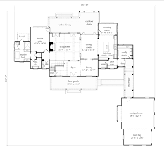 southern living floor plans cedar river farmhouse southern living house plans