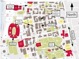 Ohio Stadium Map by Campusmapannotated Jpg