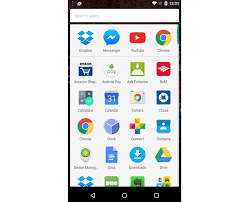 android icon size android launcher update adds auto rotate forces icon size