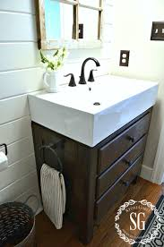 Small Powder Room Sink Vanities Farmhouse Powder Room Lightandwiregallery Com