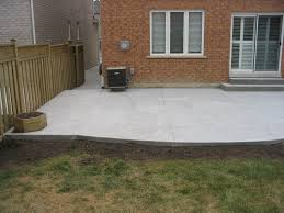 Concrete Patio Ideas Backyard by Patio Design Ideas Concrete Patio Designs Pictures Patios Home
