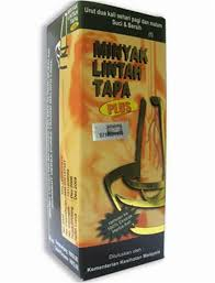 minyak lintah tapa herbal leech oil