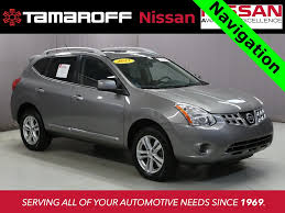 2014 certified used nissan juke certified pre owned 2013 nissan rogue 4d sport utility in