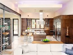 Open Living Room And Kitchen Designs by Open Living And Kitchen Designs Bangalore Rberrylaw Open