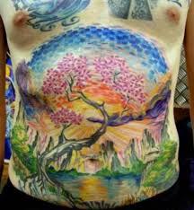landscape tattoos tattoofanblog
