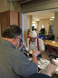 volunteers continue 45 year tradition of serving up thanksgiving