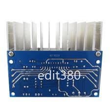 4x 41w 2 4 channel tda7388 ab class stereo audio power amplifier