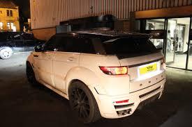 wrapped range rover evoque enkahnz platinum range rover evoque onyx