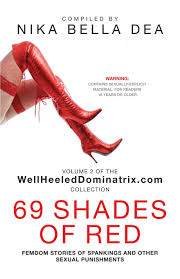 69 shades of red femdom stories of spankings and other sexual
