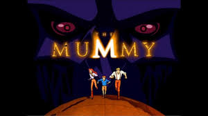the mummy the animated series youtube