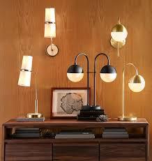 Modern Table Desk by Cedar U0026 Moss Table Lamp Rejuvenation