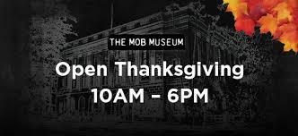 november 23 museum open on thanksgiving from 10 a m to 6 p m