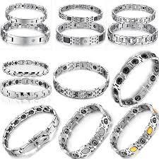 steel stainless magnetic bracelet stainless images New design men 39 s bracelet fashion jewellery wholesale bracelets jpg