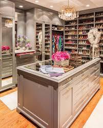 beautiful walk in closet home design