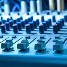 Sound Desk Stock Photos Mixer Mixing Desk Mixing