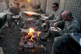 history on thanksgiving file flickr the u s army thanksgiving on combat outpost