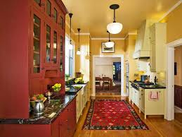 kitchen awesome red kitchen cabinets chic kitchen cabinets red