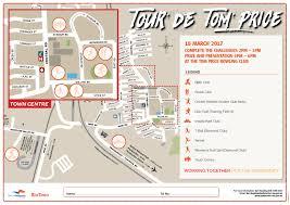 Ces Map Tour De Tom Price Tom Price Community Shire Of Ashburton