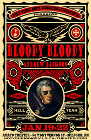 Andrew Jackson Kitchen Cabinet by Bloody Bloody Andrew Jackson Not Your Mom U0027s Musical Theatre