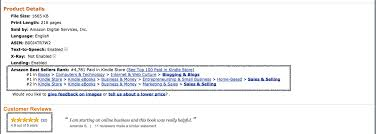 how to self publish a hit on amazon the next gold rush of the web